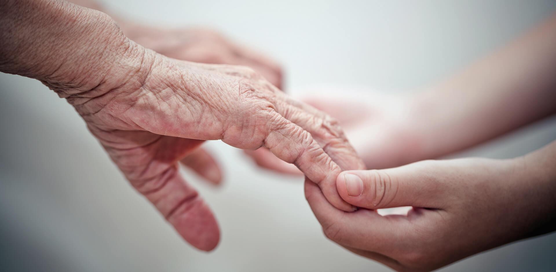 Unser Pflegedienst: Ihr Wohl im Alter oder bei Krankheit