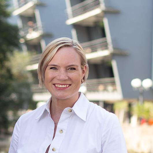 Anna-Maria Krockhaus, Geschäftsführerin ÄKS
